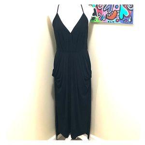BCBGeneration black midi/maxi dress